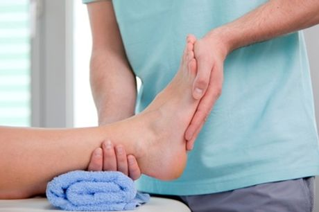 Foot Assessment with Personalised Orthotic Insoles at Holistic Healthcare Clinics