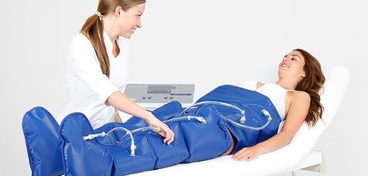 One, Two or Three Sessions of Pressotherapy Lymphatic Massage at Beauty & Shine