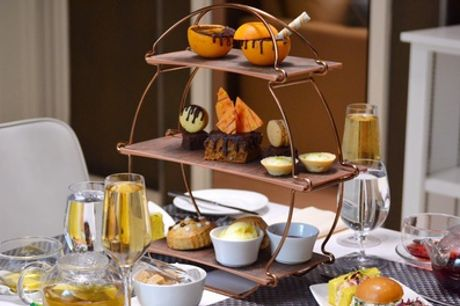 Chocolate and Orange Afternoon Tea for Up to Four with Optional Prosecco at 4* Park Grand London Lancaster Gate
