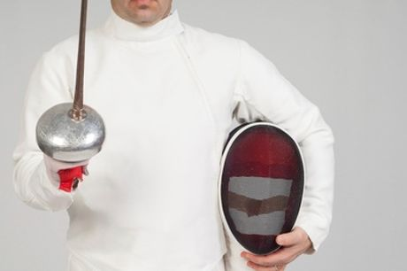 Four-Week Fencing Course or Eight Flexible Lessons at Blades Club