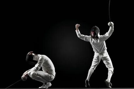 Two-Hour Fencing Taster Session for One or Two at Central London Fencing Club