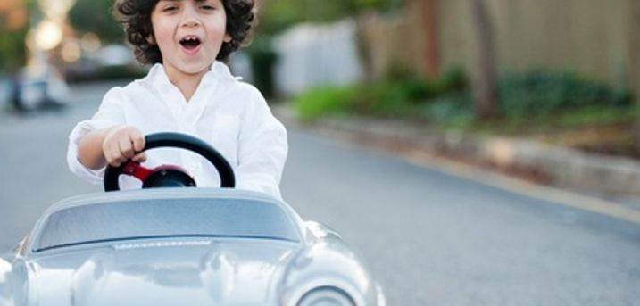Three-Hour Toddler Driving Experience with a Three- or Five-Car Selection at Jaiden's Rental