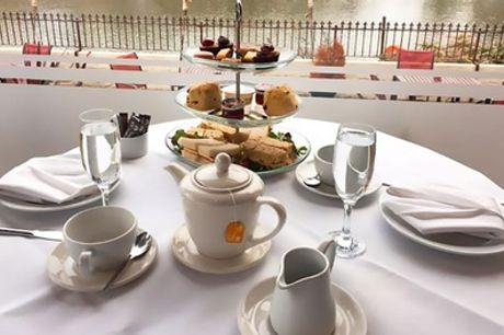 Afternoon Tea for Two or Four People at Thai Orchid