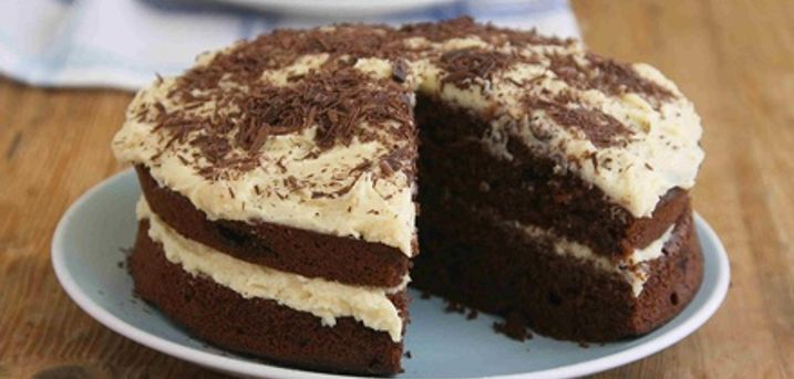 Hot Drink and Cake for One or Two at 4Degrees Bar and Restaurant