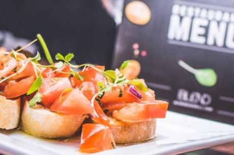 Two-Course Meal with Drinks for Two or Four at Blend Bar & Grill, Bexleyheath