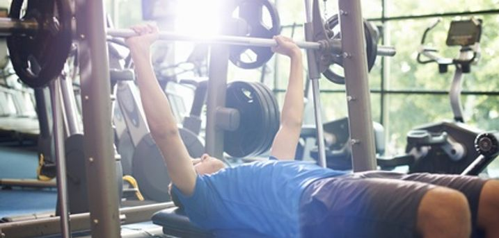 One-Month Gym Pass for One or Two at Bulks Gym