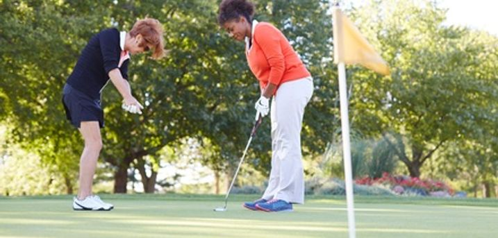 Roll-Up Session for Two with Fore!Women