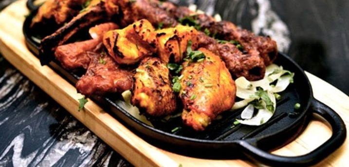 Two-Course Meal with Optional Mocktail for Two at Safire Restaurant & Grill (Up to 37% Off)
