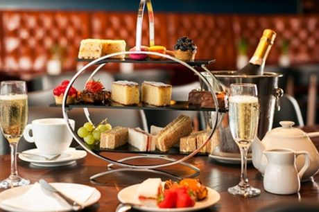 Afternoon Tea with Optional Prosecco for Two or Four at La Reserve Aparthotel