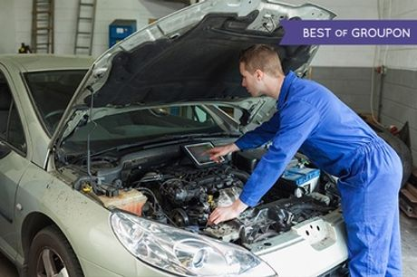 Interim Service and MOT Test at Lilac Grove Autocentre