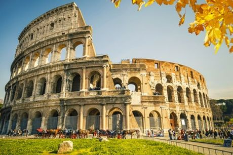 Visita guidata a scelta tra 7 tour diversi da Roman Empire Tour (sconto fino a 78%)