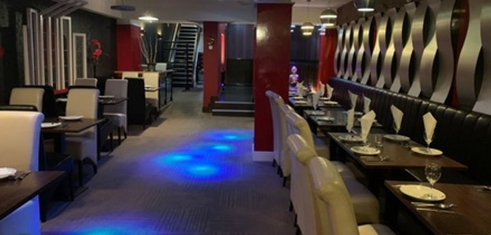 Two-Course Indian Meal for Two at Delhi Lounge