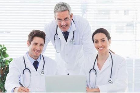 Visita ginecologica completa con Pap test, ecografia e controllo nei allo studio di Via Frattina (sconto 82%)