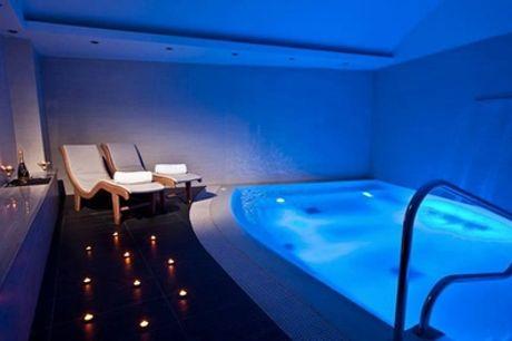 Spa benessere di coppia con massaggio e aperitivo all'Hotel Lunetta Spa, in centro storico (sconto fino a 37%)