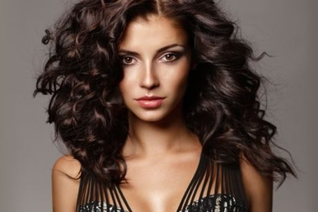 Wash, Cut, Blow-Dry and Conditioning Treatment or Half-Head of Highlights at Friends Hair Beauty