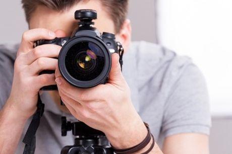 Corso di fotografia con modella professionista presso 6PM STUDIO, zona Trastevere (sconto fino a 75%)