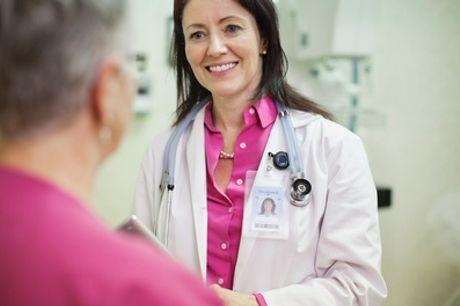 Visita internistica con ECG, Holter o MAP certificato e tessera annuale per una o 2 persone (sconto fino a 83%)