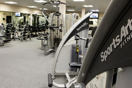 One-Month Gym Membership For One or Two at Impact Health and Fitness