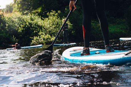 Stand Up Paddleboarding Experience for Two at Ride Leisure Events