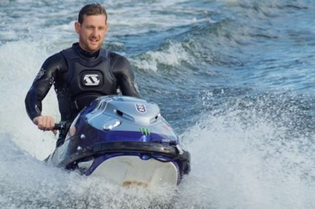 30-Minute Jet Ski Session at Ride Leisure Events