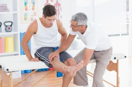 3 o 5 trattamenti fisioterapici a scelta in Piazza di Spagna (sconto fino a 80%). Valido in 2 sedi