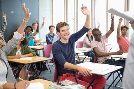 Fino a 6 mesi di corso intensivo di inglese da Roma Lingue (sconto fino a 93%)