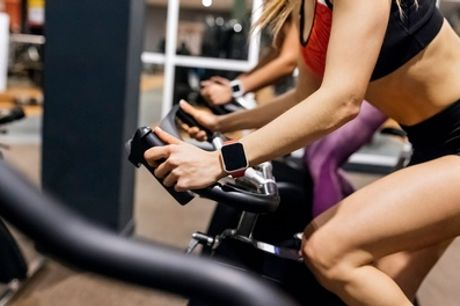 10 o 20 lezioni indoor cycling con ingressi open in palestra da Silver Fitness Porta Portese (sconto fino a 76%)