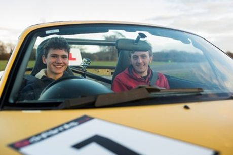 Under 17s Motorsport Academy Drive and Licence Experience at Drift Limits