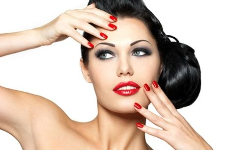 Gel Manicure or Gel Toes or Both at Couture Nail Academy