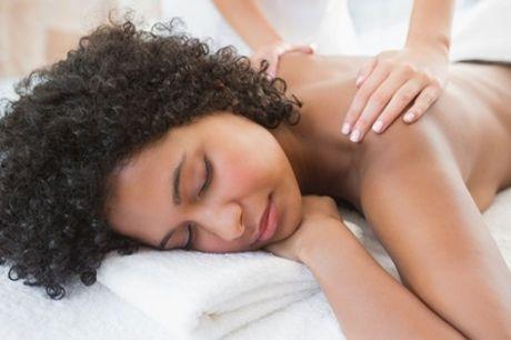 30 Min. Teilkörper- od. 60 Min. Ganzkörper-Massage mit ätherischem Öl in der Naturheilpraxis Trager (bis zu 56% sparen*)
