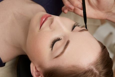 Semi-Permanent Eyebrows Microblading Technique with Optional Top-Up at Coco Hair & Beauty