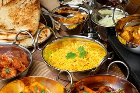 Two-Course Indian Meal For Two or Four at Zeera Lounge