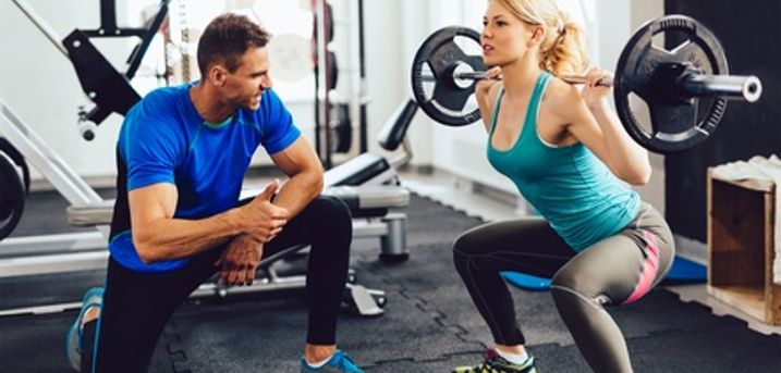 One-Month Personal Training Program at Fittpro