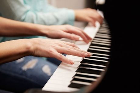 Six Hours of Individual Piano Classes at Tutoring Clinic