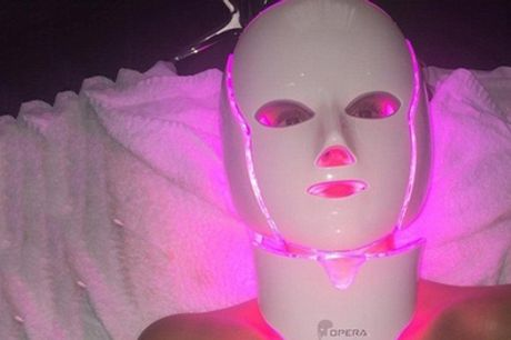 Opera Facial Mask at Celebeauty with 20-Minute Facial