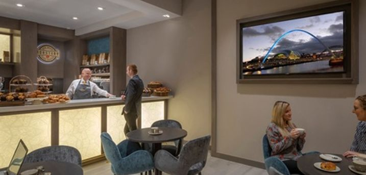 Traditional Sparkling Afternoon Tea for Two or Four at Maldron Hotel