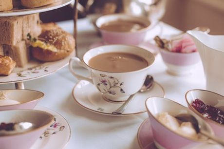 Afternoon Tea for Two or Four at Best Western Calcot Hotel