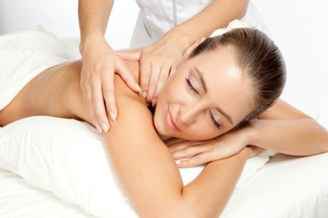Mini Facial with Back Neck and Shoulder Massage at Relax-zation