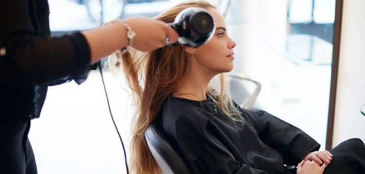 Cut, Blow-Dry and a Conditioning Treatment at Milano's Hairdressing