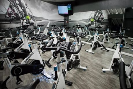 Five-Day Gym Pass or One-Month Gym Membership for One or Two at Energie Fitness Jarrow