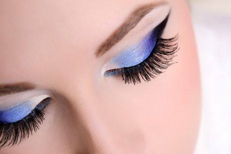 Eyelash Extensions with an Optional Brow Shape and Tint at Body Perfections