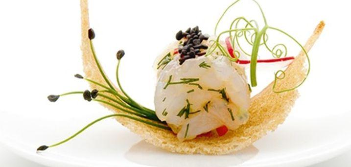 Menu gourmet di 3 o 4 portate alla carta con calici di vino abbinati al ristorante La Cucina di Crema