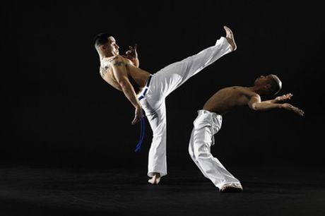 Five Capoeira Classes at Cordão de Ouro Capoeira North West
