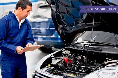 54-Point Service With Oil and Filter Change at Norfolk Autos
