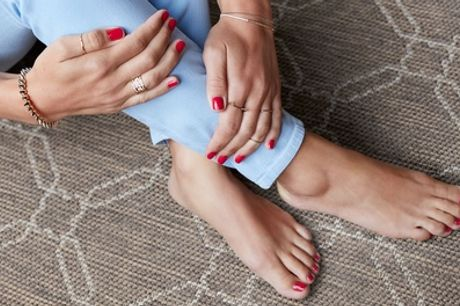 Manicure, Pedicure or Both at Lush Nails & Beauty