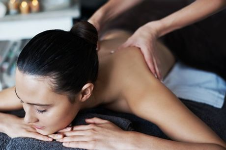 One-Hour Full Body Massage at Lush Nails & Beauty
