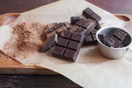 Three-Hour Chocolate Making Workshop at Deli-Cious Chocolate