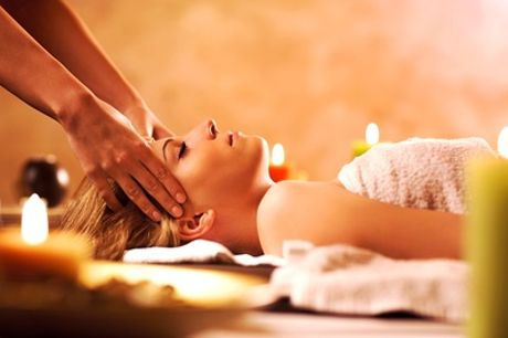 One-Hour Luxury Facial with Optional Back, Neck and Shoulder Massage at Lush Nails & Beauty