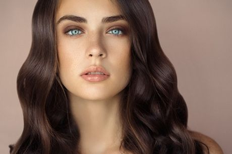 Blow-Dry with Optional Wash, Cut, Conditioning Treatment and Full-Head Colour at Styleicon
