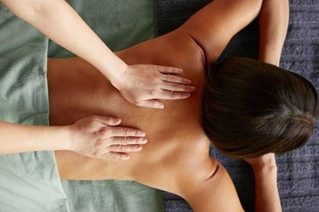 Japanische Ganzkörper-Massage inkl. Tee für 1 oder 2 Personen bei Akanes Bio Body Care (bis zu 29% sparen*)